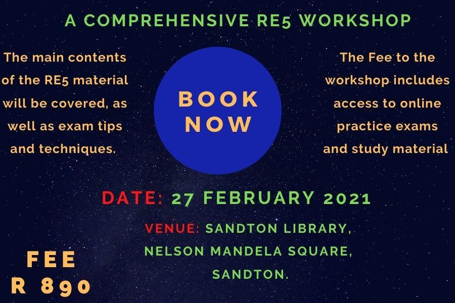 re5-workshop-date-30-january-2021--protea-hotel-parktonian-120-de-korte-street-braamfotein